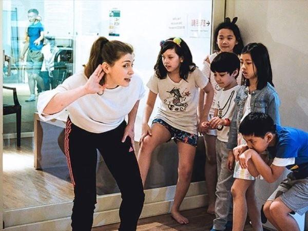 IM國際百老匯 兒童戲劇表演課程 Drama