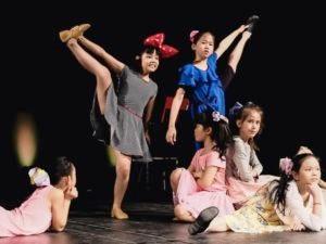 IM國際百老匯 兒童劇場爵士舞班 Jazz Dance