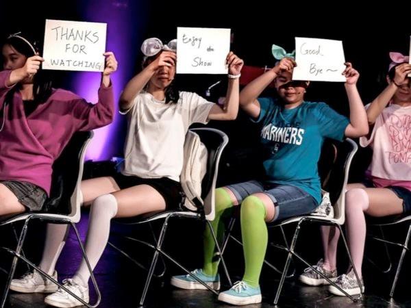 IM國際百老匯 兒童歌舞整合專業團體班