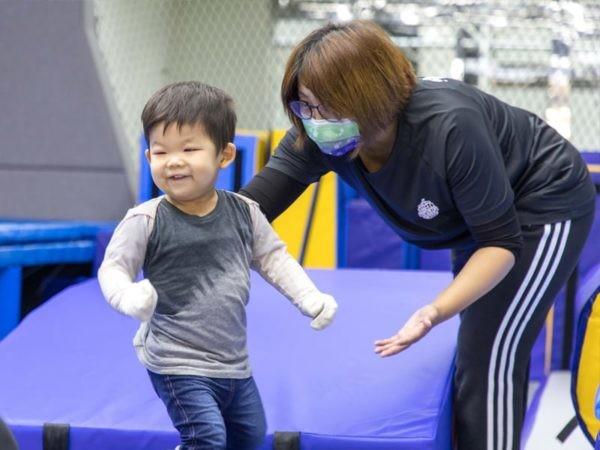 SPORTS RIDER 小騎士 幼兒童體操課