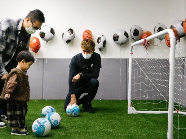 SPORTS RIDER 小騎士 幼兒童足球課程