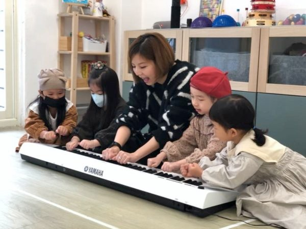 HuluHulu 幼兒童音樂律動課程 Wiggle DoReMi