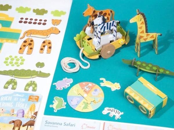 Tinkerer Savanna Safari