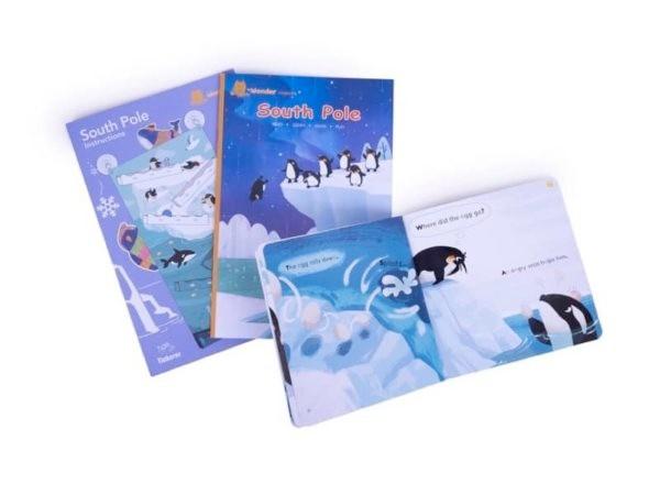 Tinkerer South Pole