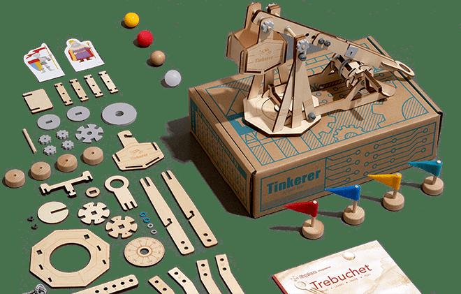 Tinkerer Box STEAM