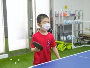 Sportsrider 幼童桌球課